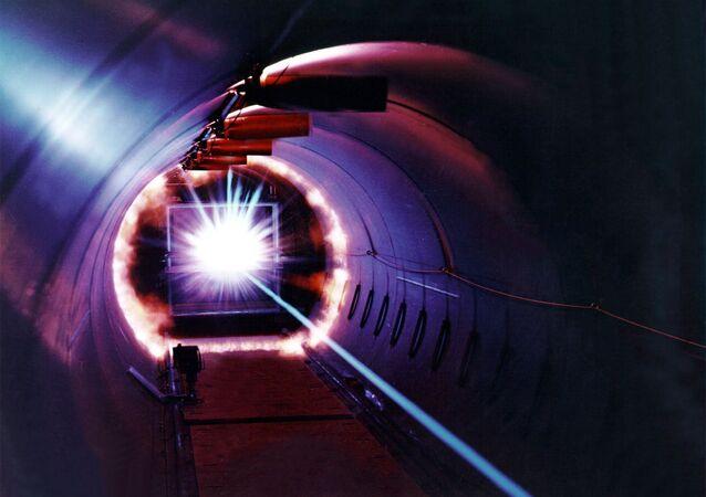 European XFEL: Sputnik découvre le plus grand laser au monde avant même son inauguration