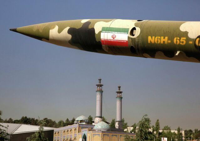 Missile iranien