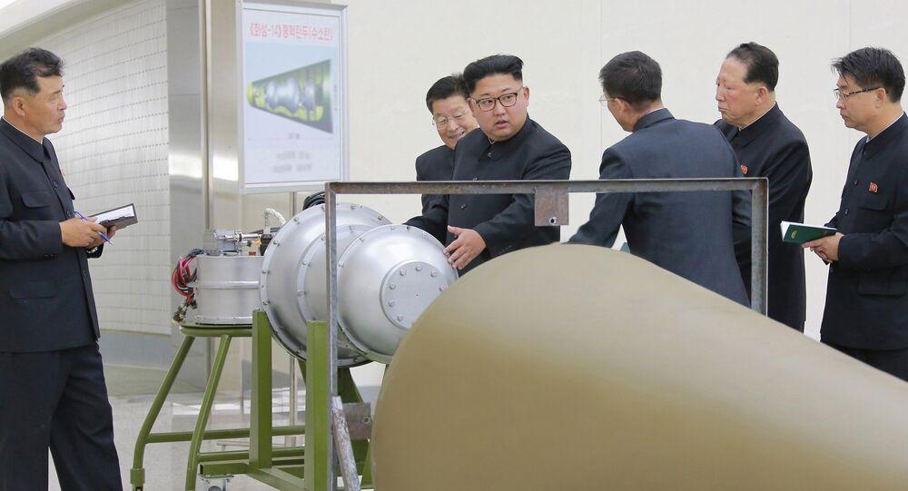 Une bombe pour le Président: le dernier test nord-coréen était-il nucléaire?