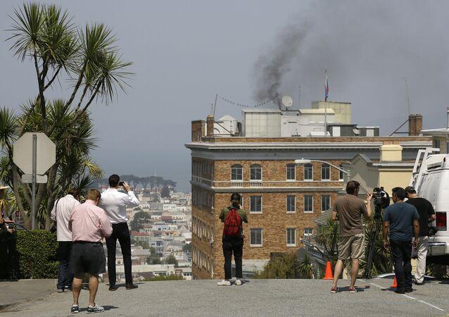 Consulat russe à San Francisco