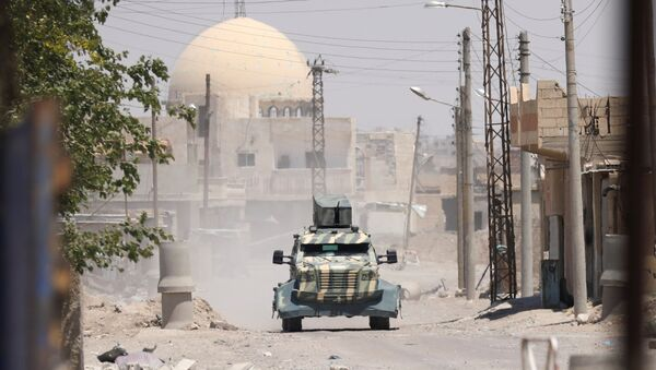 Situación en Siria - Sputnik France