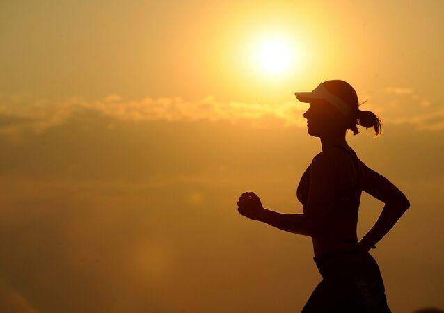 Jogging, image d'illustration