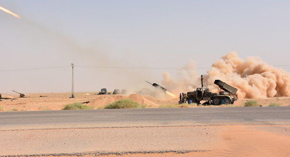 Les combats se poursuivent à Deir ez-Zor après la percée historique