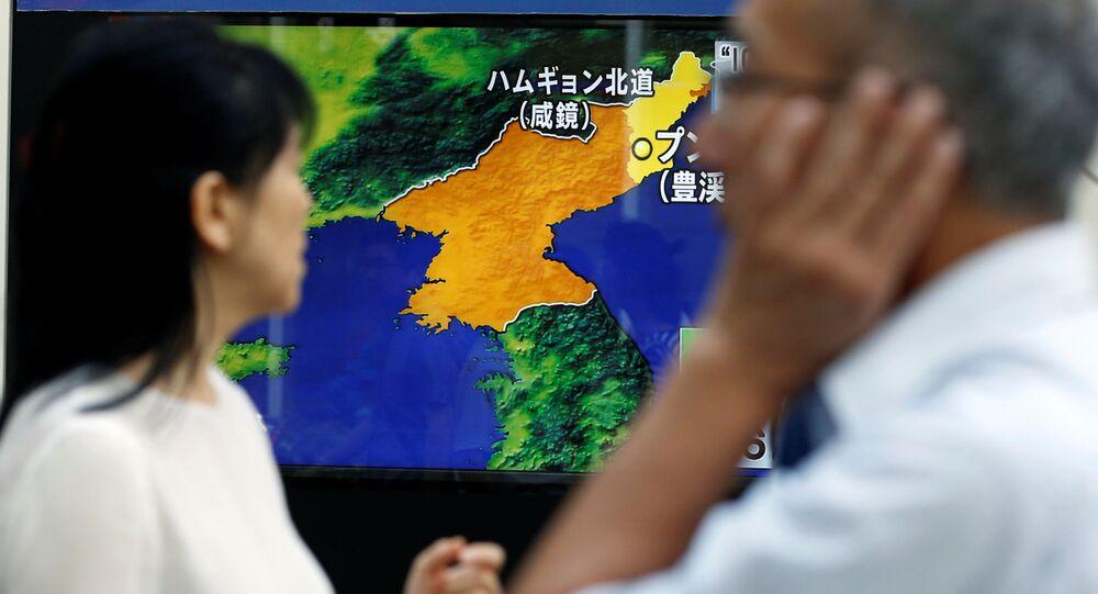 Essai nucléaire nord-coréen