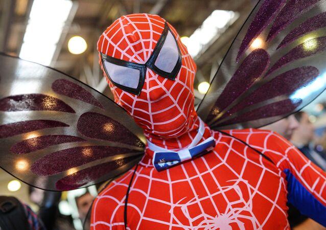 Spiderman (photo d'illustration)