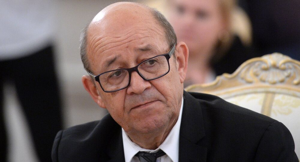 Jean-Yves Le Drian (archives)