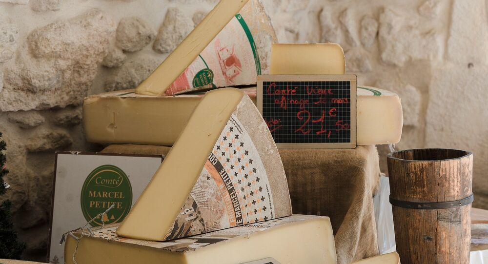 fromage (image d'illustration)