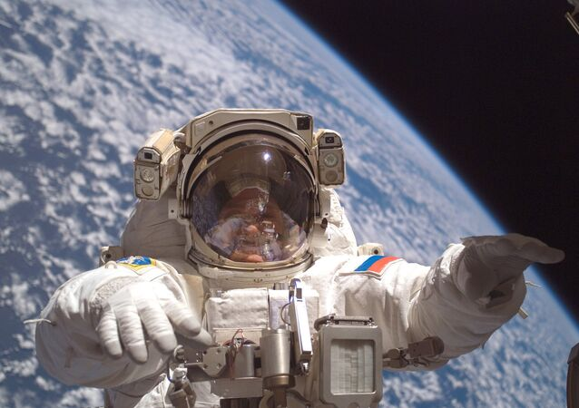 Le cosmonaute russe Fedor Iourtchikhine