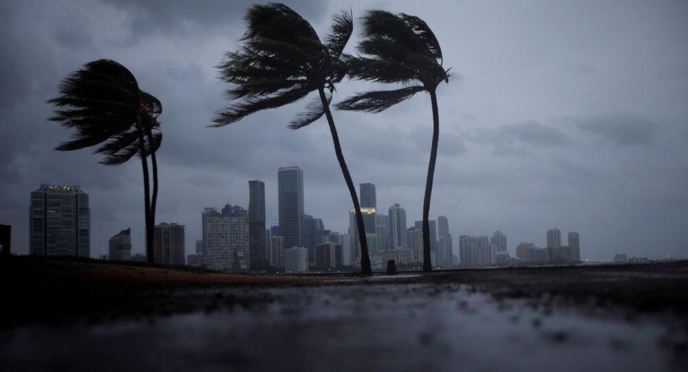 Irma en Floride