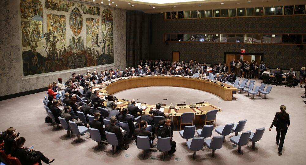 Conseil de sécurité de l'Onu (image d'illustration)