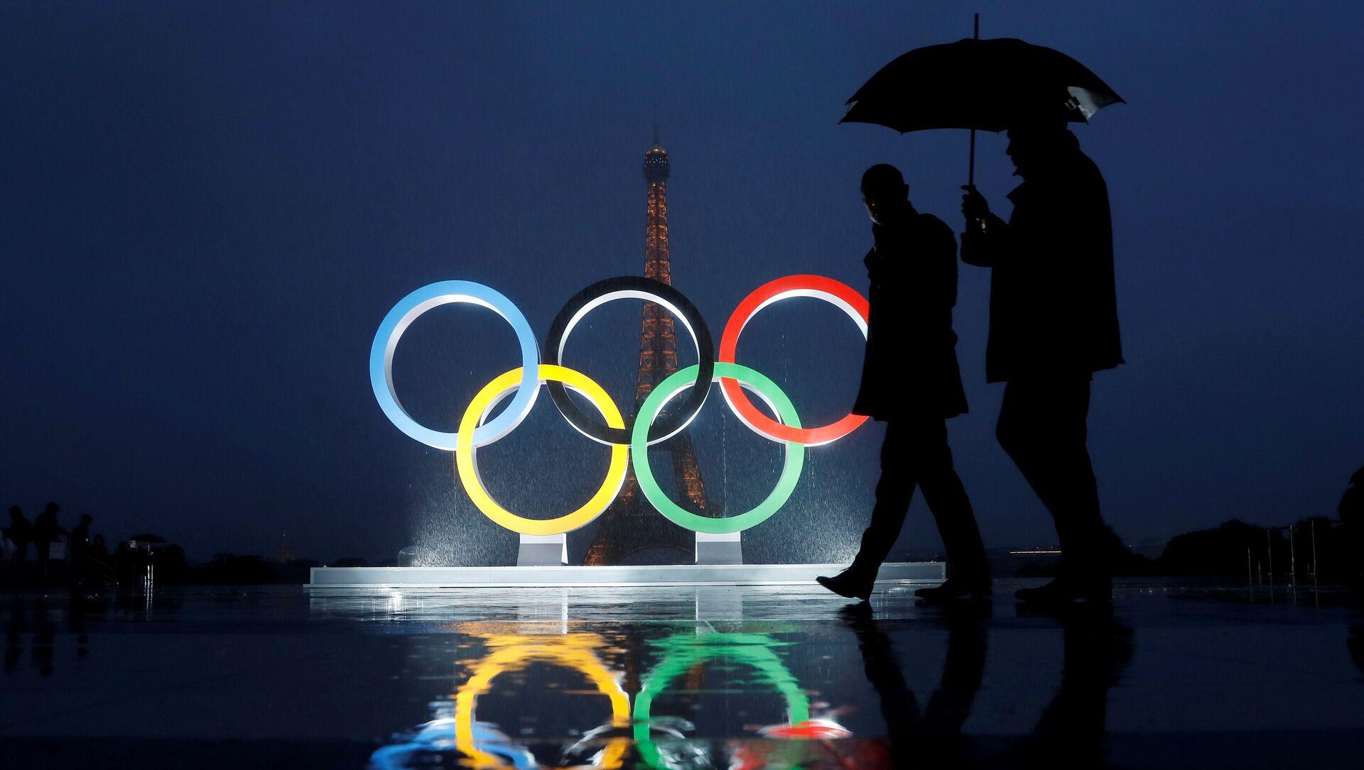 La ville de Paris est prête à prendre le relais pour les Jeux olympiques de 2024 - Sputnik France, 1920, 03.09.2021