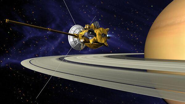 La sonda Cassini - Sputnik France
