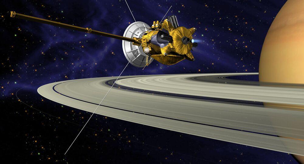 Ultimes données de Cassini: les anneaux de Saturne riches en «briques de vie»?