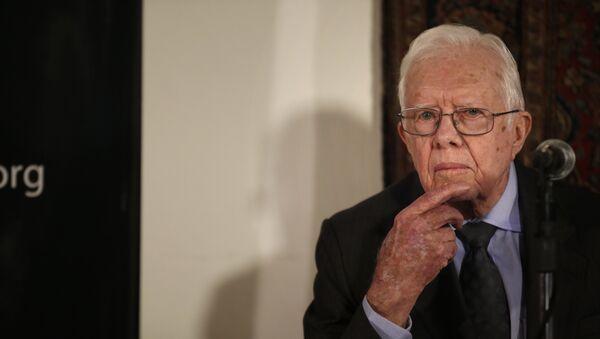 Jimmy Carter - Sputnik France
