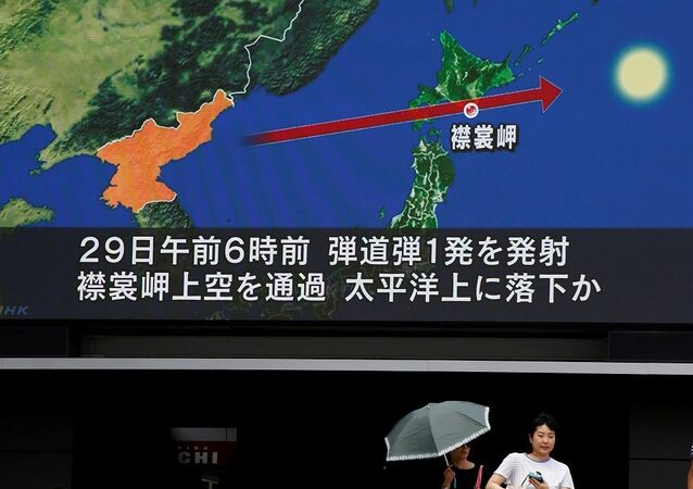 La télévision nippone annonce un tir de missile nord-coréen