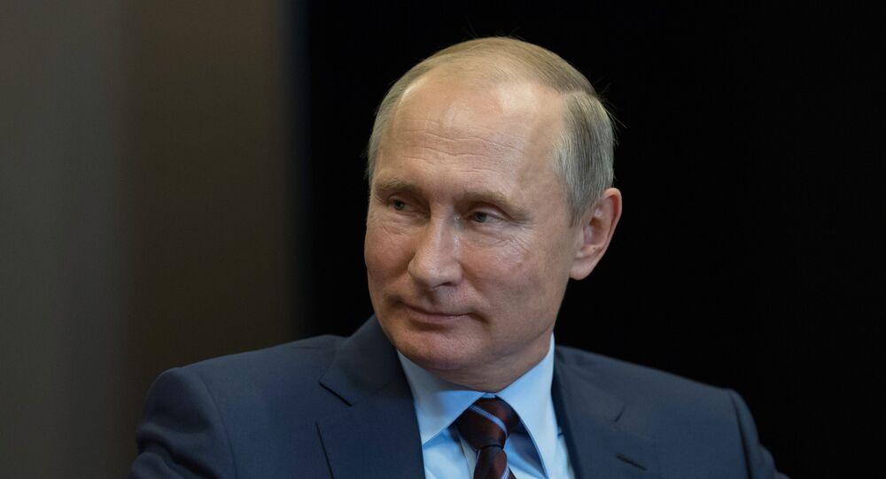 Poutine annonce son intention de faire revenir des scientifiques en Russie