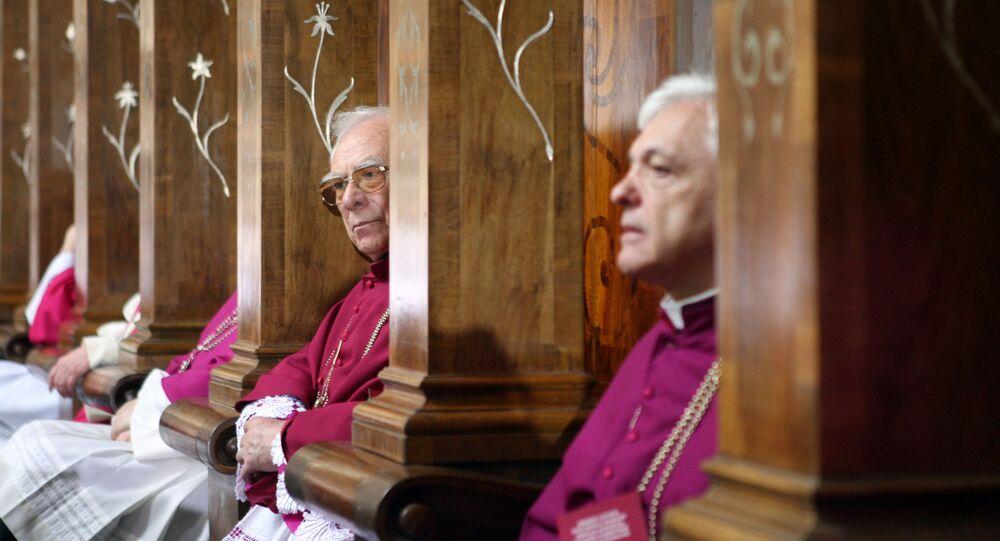Prêtres catholiques
