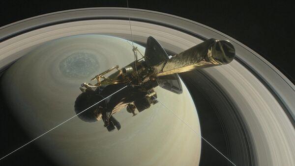 La sonde Cassini (archives) - Sputnik France