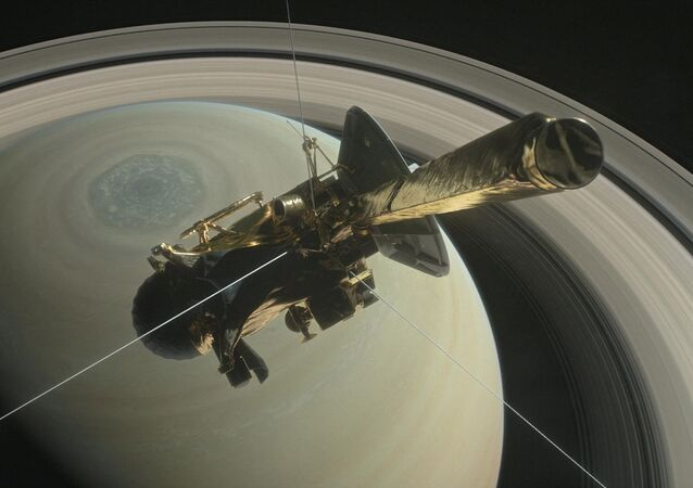 La sonde Cassini (archives)