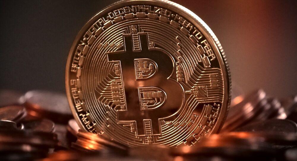 Un bitcoin