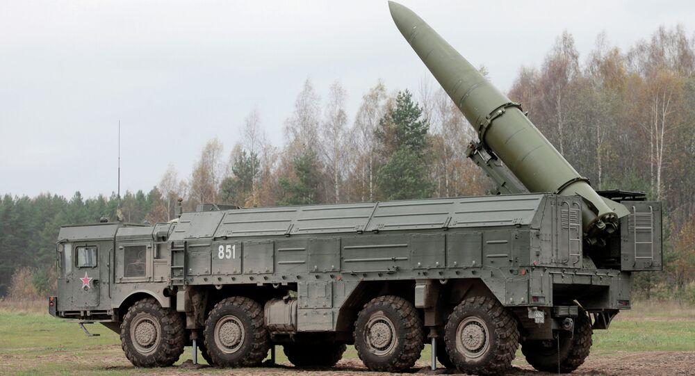 Missile Iskander-M