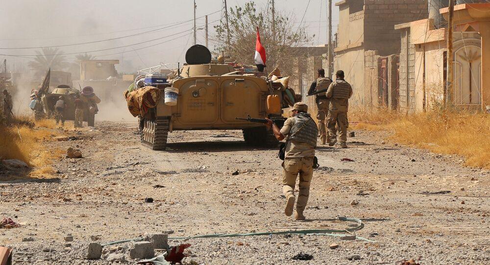 Armée irakienne (archives)