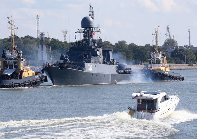 Navire de lutte anti-sous-marine Kalmykia