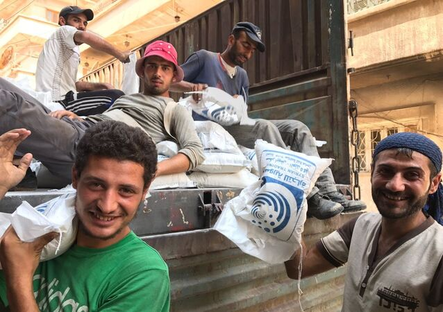 L'hospitalité syrienne renaît à Deir-ez-Zor après trois ans de famine