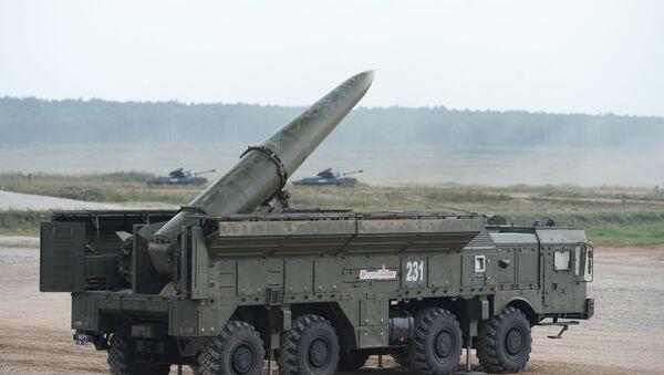 Sistema de misiles Iskander-M - Sputnik France