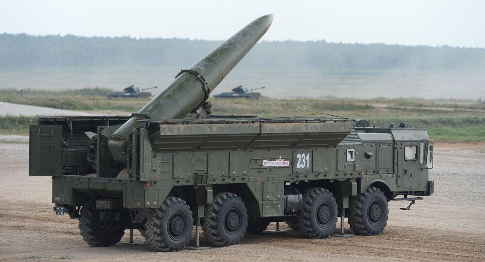 Système de misiles Iskander-M