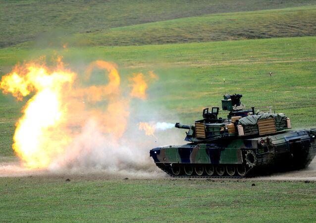 US M1A2 Abrams