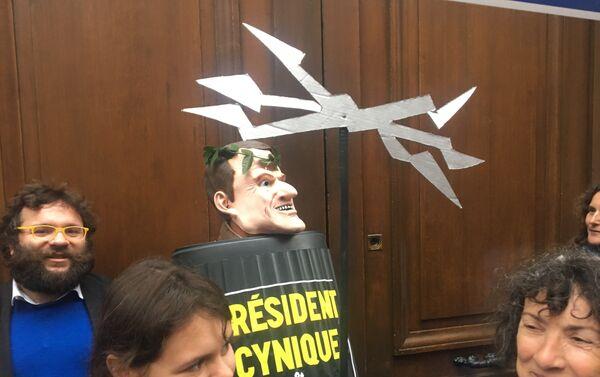 Attac dénonce la loi travail - Sputnik France