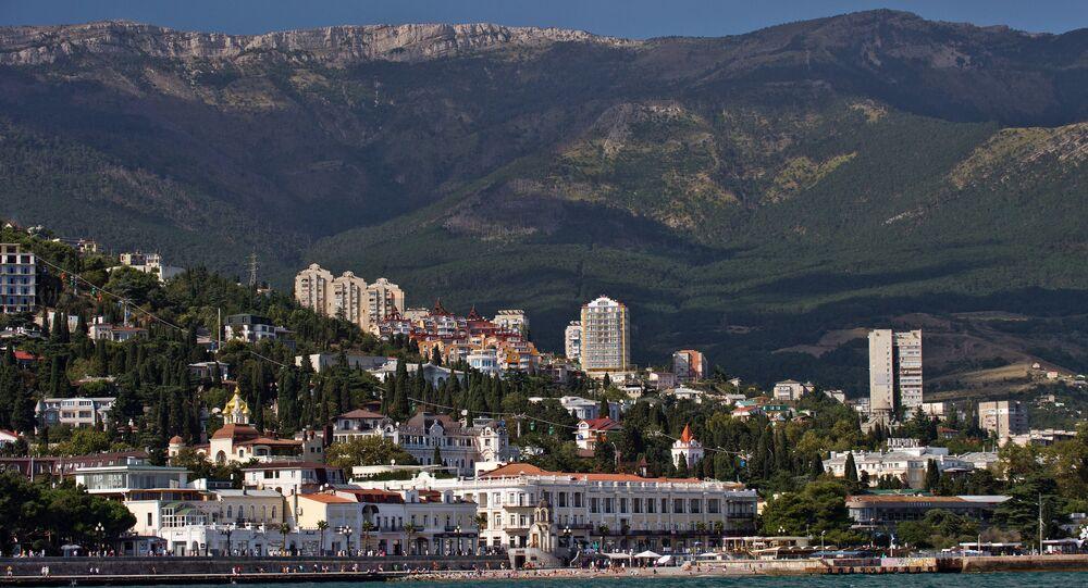 Yalta, le Crimée
