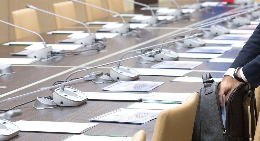 Négociations. Image d'illustration
