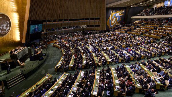 L'ONU - Sputnik France