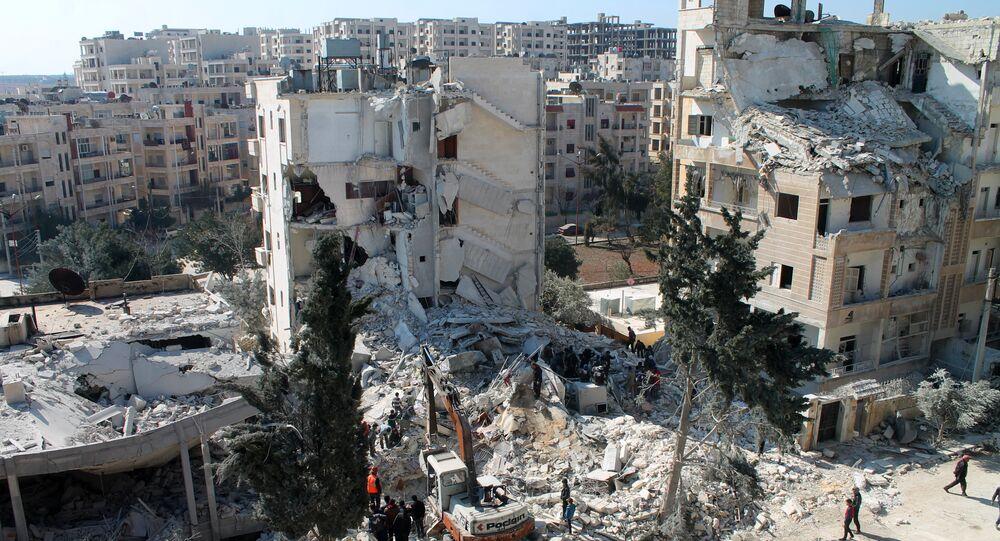 Idlib, image d'illustration