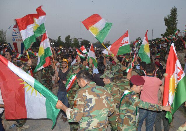 En prévision du référendum sur l'indépendance du Kurdistan irakien