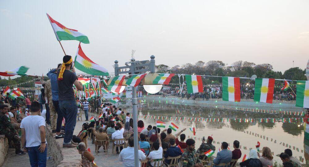 Référendum au Kurdistan irakien