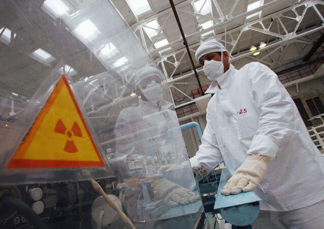 Un défaut important détecté dans une centrale nucléaire belge (image d'illustration)