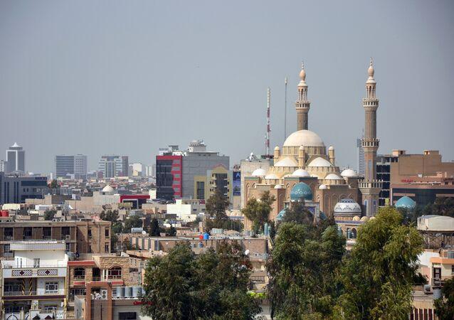 Erbil, la capitale du Kurdistan irakien