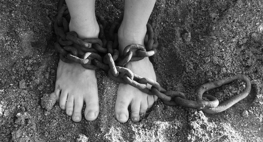 esclavage (image d'illustration)