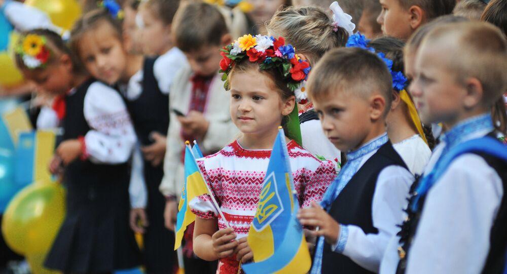 La rentrée scolaire en Ukraine