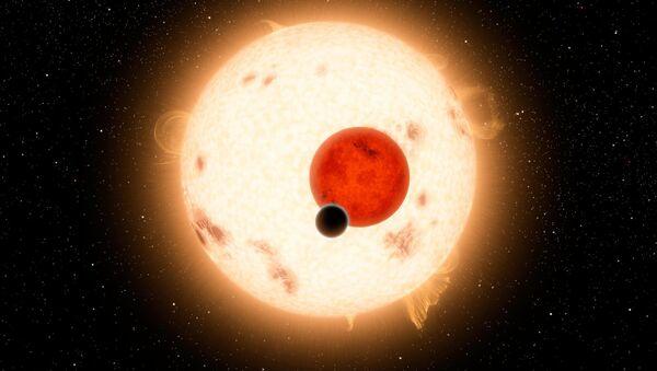 Планетная система с двумя солнцами Kepler-16 - Sputnik France