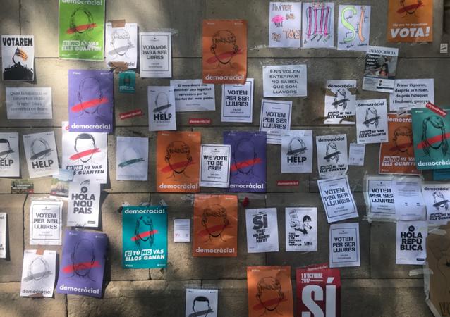 «Processus catalan»: des fantaisies collectives ou une réalité effective?