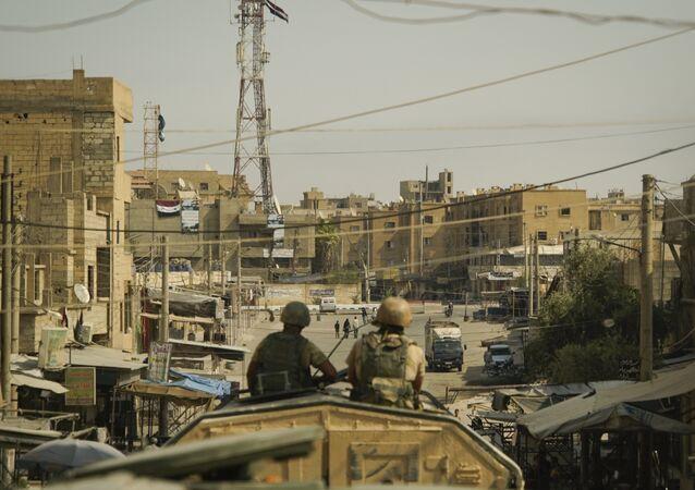 Situation à Deir ez-Zor