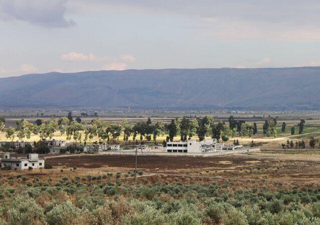 Le gouvernorat de Hama
