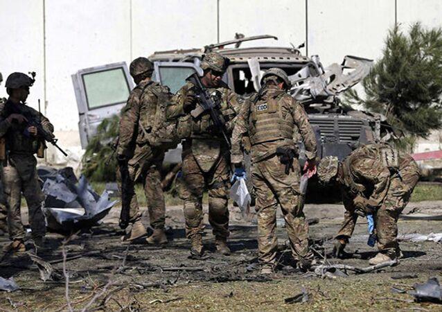 Les USA en Afghanistan