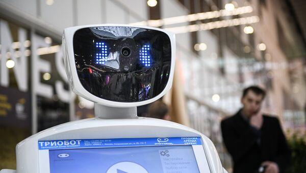 Promobot, robot russe - Sputnik France