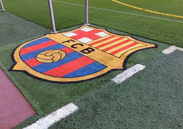 Logo du FC Barcelone