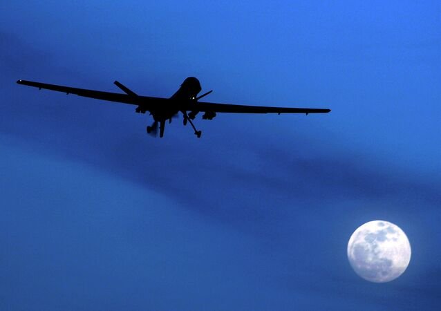 MQ-9 Reaper, image d'illustration